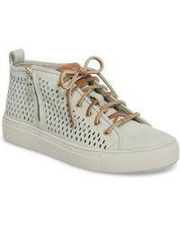 Blackstone - Pl88 Zipper Sneaker - Lyst