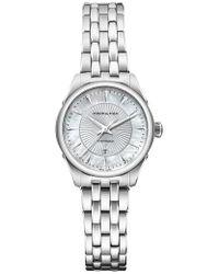 Hamilton - Jazzmaster Automatic Bracelet Watch - Lyst
