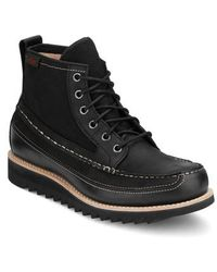 G.H.BASS - Nickson Razor Moc Toe Boot - Lyst
