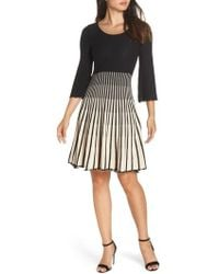 French Connection - Sunrise Tellin A-line Dress - Lyst