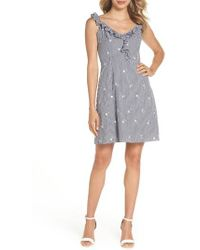 Heartloom - Jilly A-line Cotton Dress - Lyst