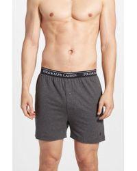 Polo Ralph Lauren - 3-pack Boxers, Black - Lyst