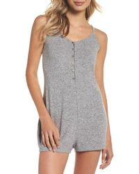 Make + Model - Forever Young Romper - Lyst