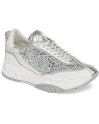 0179d352ecbf Jimmy Choo - Raine Sneaker - Lyst