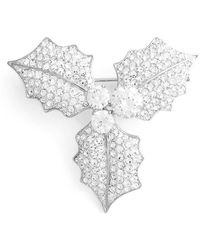 Nadri - Mistletoe Pin - Lyst