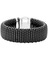 Lagos - 'caviar Rope' Bracelet - Lyst