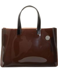 64516fe523b Lyst - Tory Burch Michelle Jelly Tote in Red