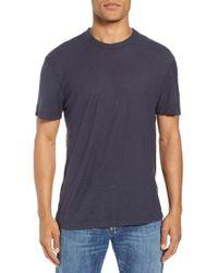 James Perse - Regular Fit Shirt - Lyst