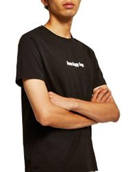 TOPMAN - Snoop Dogg T-shirt - Lyst