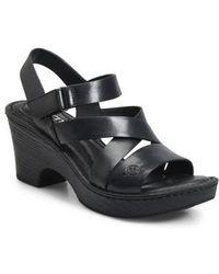 Børn | B?rn Cubera Platform Sandal | Lyst