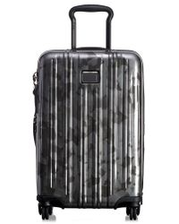Tumi - V3 International 22-inch Expandable Wheeled Carry-on - Metallic - Lyst