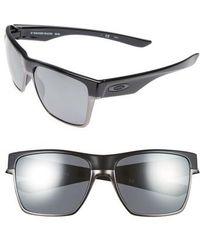 Oakley - Twoface Xl 59mm Polarized Sunglasses - Lyst
