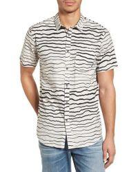 Billabong - Sundays Lines Shirt - Lyst