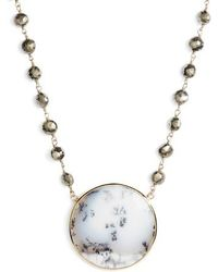 Ela Rae - Morah Necklace - Lyst