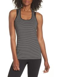 Brooks - 'go-to' Racerback Tank - Lyst
