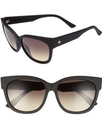 0431b5d98f Electric -  danger Cat  58mm Cat Eye Sunglasses - Lyst