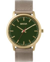 Breda - Valor Nylon Strap Watch - Lyst
