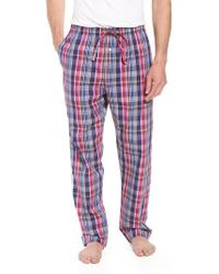 Polo Ralph Lauren - Cotton Lounge Pants - Lyst