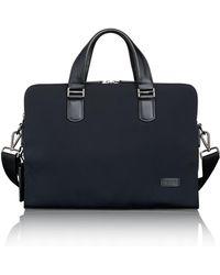 Tumi - Harrison Seneca Slim Briefcase - Lyst