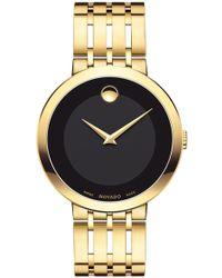 Movado - 'esperanza' Bracelet Watch - Lyst