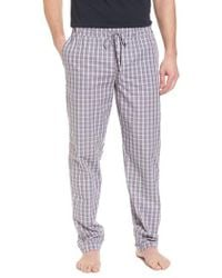 Hanro - Night & Day Woven Lounge Pants - Lyst