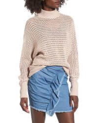 The Fifth Label - Triangle Knit Pullover - Lyst