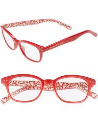 Kate Spade - Rebecca 47mm Reading Glasses - Lyst