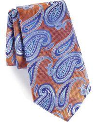 Nordstrom - Brett Paisley Silk Tie - Lyst