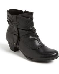 Cobb Hill   Alexandra Leather Ankle Boots   Lyst
