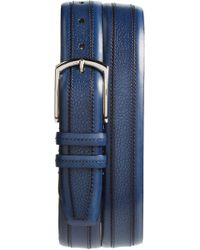 Mezlan - Leather Belt - Lyst