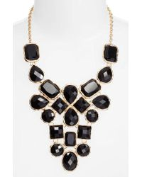 Adia Kibur - Stone Statement Necklace - Lyst