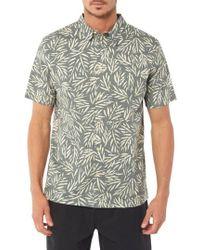 Jack O'neill - Palms Away Regular Fit Sport Shirt - Lyst