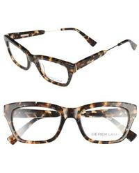 Derek Lam - 50mm Optical Glasses - Lyst