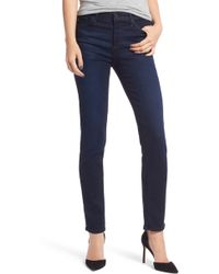 AG Jeans - Prima Mid Rise Cigarette Jeans - Lyst