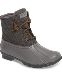 Sperry Top-Sider - Saltwater Waterproof Rain Boot - Lyst