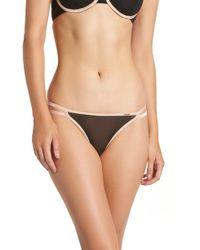 Bluebella - Mercury Strappy Bikini - Lyst