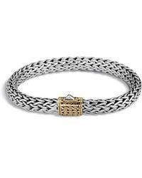 John Hardy - 'classic Chain' Medium Bracelet - Lyst