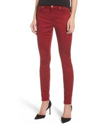 7 For All Mankind - 7 For All Mankind B(air) Ankle Skinny Jeans - Lyst