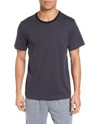 Daniel Buchler - Crewneck Peruvian Pima Cotton T-shirt - Lyst