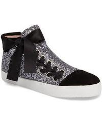 Avec Les Filles - Valerie High Top Sneaker - Lyst