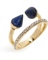 Panacea - Spike Stone Ring - Lyst
