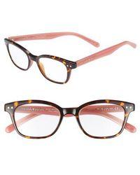 Kate Spade - Rebecca 47mm Reading Glasses - - Lyst
