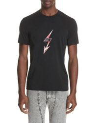 Givenchy - Mad Love Tour Graphic T-shirt - Lyst
