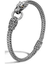 John Hardy - 'legends' Dragon Bracelet - Lyst