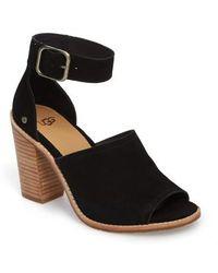 UGG - Ugg Aja Ankle Strap Sandal - Lyst