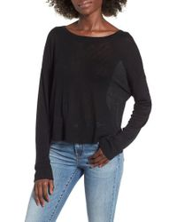 Leith - Lightweight Pullover Sweater - Lyst