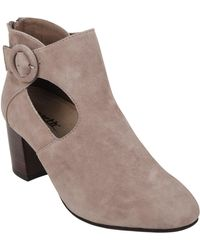 Earth - Earth Corinth Bootie - Lyst