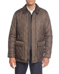Cole Haan | Quilted Jacket | Lyst