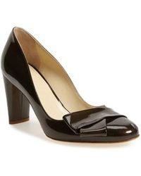 Butter Shoes - Butter Petra Asymmetric Bow Pump - Lyst