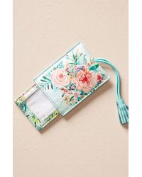Anthropologie - Wild At Heart Luggage Tag - Lyst
